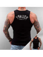 Yakuza Tank Tops EIGHTNINETHREE musta