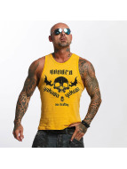 Yakuza Tank Tops One Love orange