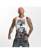 Yakuza Tank Tops Untd valkoinen