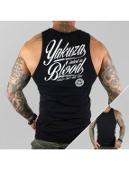 Yakuza Tanktop Inked In Blood zwart