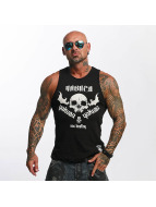 Yakuza Tanktop One Love zwart