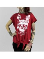Yakuza Top Dead Bunny Knot red
