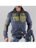 Yakuza Transitional Jackets Blow It Out blå