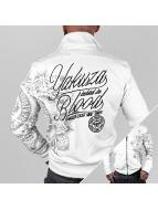 Yakuza Transitional Jackets Inked In Blood hvit