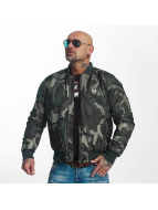 Yakuza Transitional Jackets Sicario kamuflasje