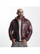 Yakuza Transitional Jackets Trashed Quilted red