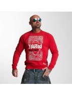 Yakuza trui No Matter rood