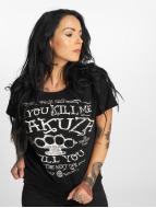Yakuza trui Kill Me 2 zwart