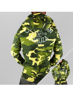 Yakuza Übergangsjacke Colombian Military camouflage