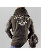Yakuza Übergangsjacke Colombian schwarz