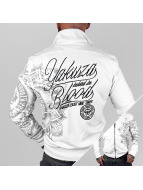 Yakuza Veste demi-saison Inked In Blood blanc