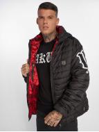 Yakuza Eight Quilted Jacket Black