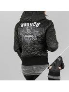 Yakuza Winter Jacket Flying High black