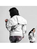 Yakuza Winter Jacket Flower Heavy gray