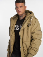 Yakuza Winter Jacket Trade Of Kings green