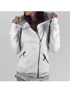 Yakuza Zip Hoodie Evaluation Biker белый
