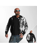 Yakuza Zip Hoodie Waiting Death черный