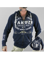 Yakuza Zip Hoodie Flying High türkis