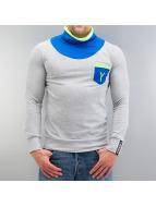 Yezz Пуловер Nirvana серый