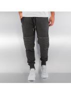 Yezz Спортивные брюки Washed серый