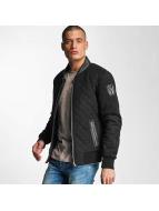 Yezz Velour Step Jacket Black