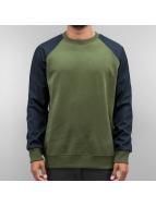 Yezz Daddy Poly Sweatshirt Olive