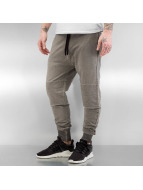 Yezz Pantalón deportivo Washed gris