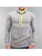 Yezz Pullover Liberty Slim Fit grau