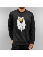 Yezz Pullover Sea Eagle schwarz
