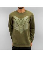 Yezz Swetry Gabun oliwkowy