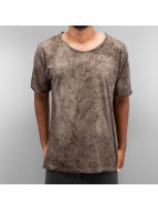 Yezz T-Shirt Marble grau