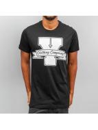 Yezz T-Shirt Big Logo schwarz