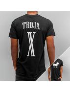 Yezz T-Shirt Troja schwarz