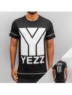 Yezz T-Shirt Big Logo II schwarz
