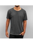 Yezz T-Shirt Dyed schwarz