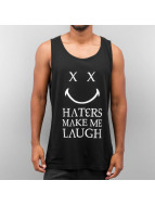 Yezz Tank Tops Haters musta