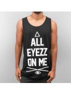 Yezz Tank Tops All Eyezz On Me schwarz
