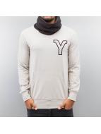 Yezz Tröja Tempest Slim Fit grå