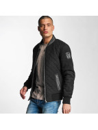 Yezz Velour Step Jacket Black