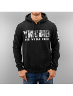 YMCMB Hoody Whole Crew Cut Out schwarz