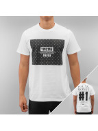 YMCMB T-Shirt Forever Rich blanc