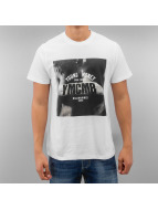 YMCMB T-Shirt Full Front blanc