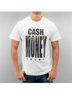 YMCMB T-Shirt Money blanc