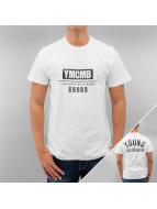 YMCMB T-Shirt Young Billi weiß