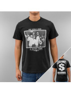 YMCMB t-shirt Having Funds zwart