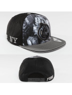 Yums Casquette Snapback & Strapback NYC 2.0 gris
