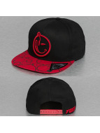 Yums Snapback Cap Classic Eclipso black