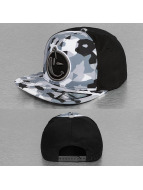 Yums Snapback Cap Classic Concealed gray