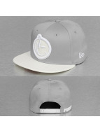 Yums Snapback Cap Classic Outline Croc grey