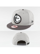Yums Snapback Cap Classic grigio